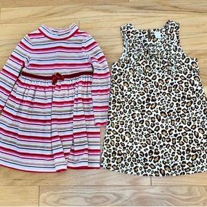 Gymboree Girl's Holiday Dresses Sz 6 BOGO